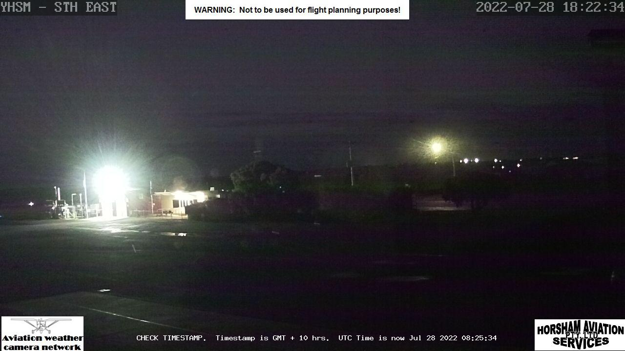 Bacchus Marsh Aerodrome Webcam
